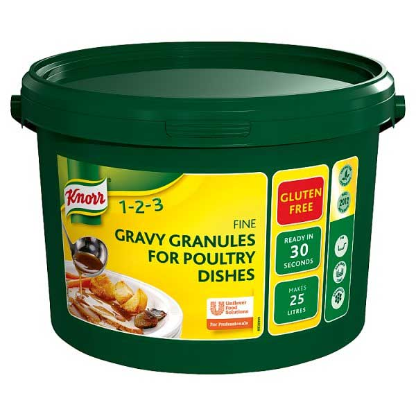 Knorr Poultry Gravy Granules (2Kg)