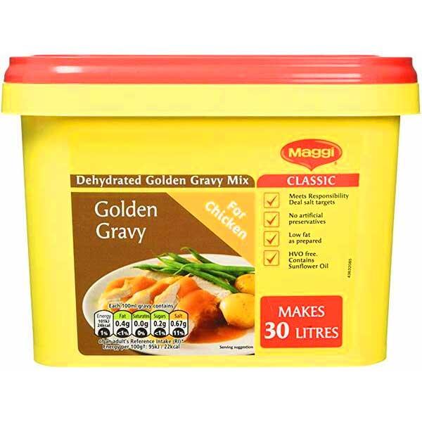 Maggi Golden Gravy Mix (2Kg)