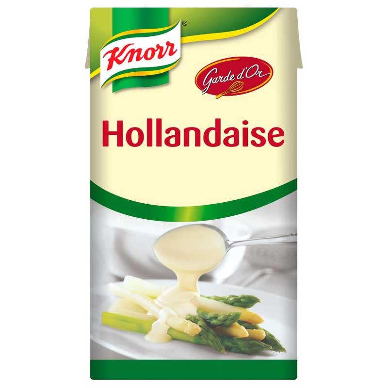 Knorr Hollandaise Sauce Ctn (1L)