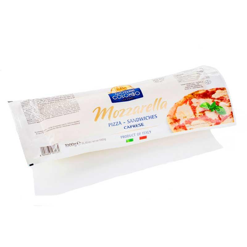 Colombo Italian Mozzarella Block (1Kg)