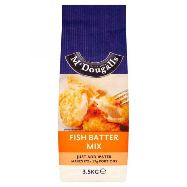 Mcdougalls Fish Batter Mix (3.5kg)
