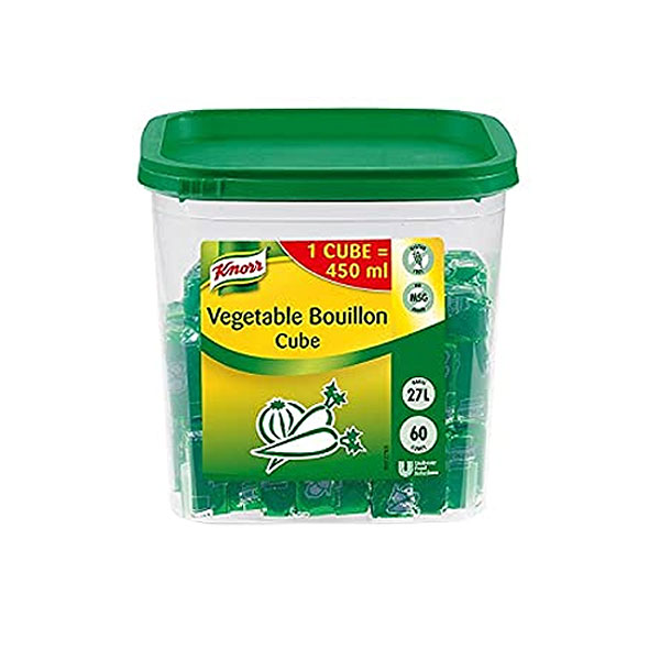 Knorr Vegetable Stock Cubes (600g)