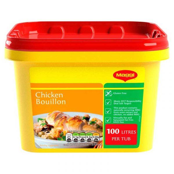 Maggi Chicken Bouillon Powder (2Kg)