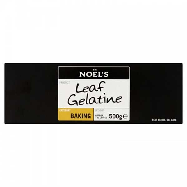 Noels Gelatine Leaves (500g)