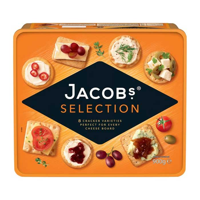 Jacobs Biscuits for Cheese (900g)