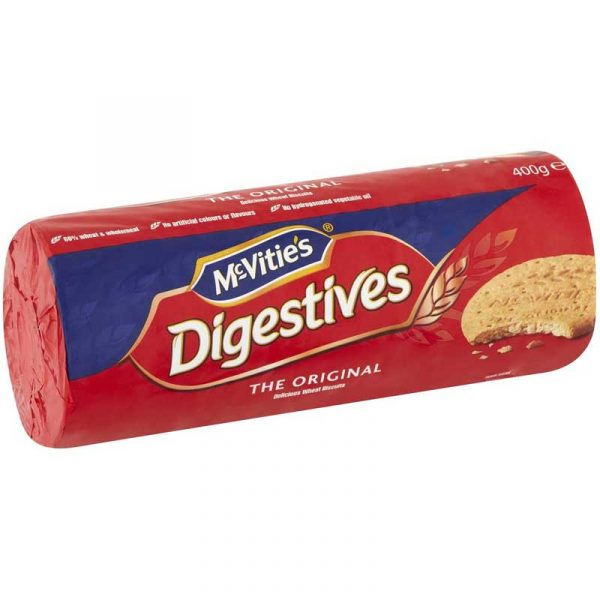 McVities Digestive Biscuits (12x400g)