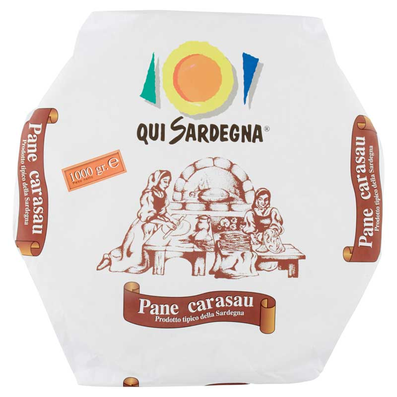 Pane Carasau Sardinia Bread (1Kg)