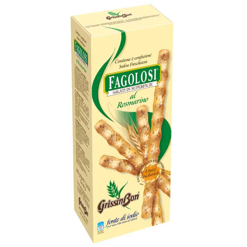 Rosemary Grissini Fagolosi (5x480g)