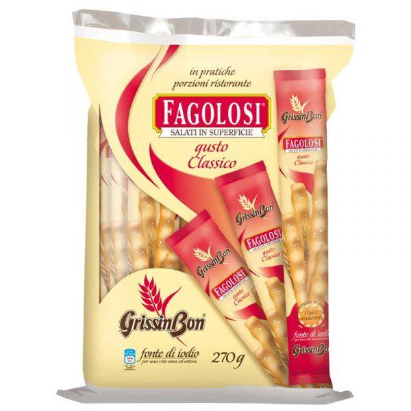 Sea Salt Grissini Fagolosi (5x480g)