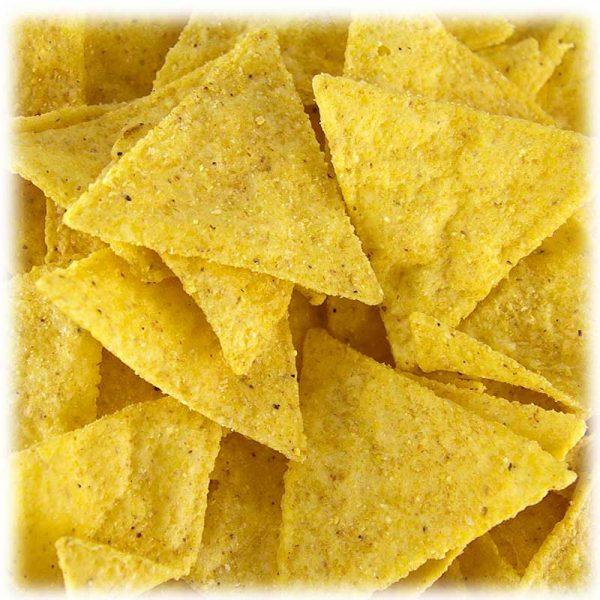 Salted Tortilla Chips (475g)