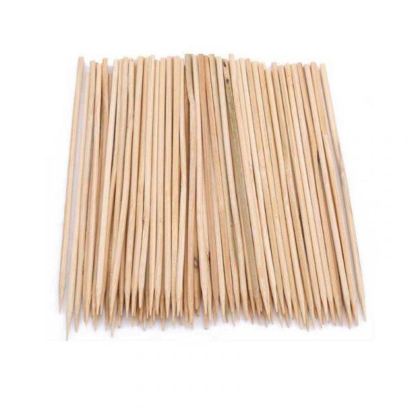Wooden Buffet Skewer Sticks – unwrapped (250)