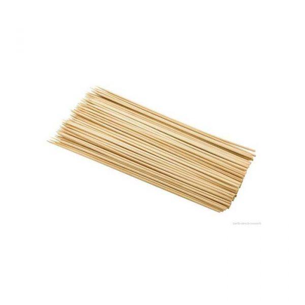 18cm Plain Wooden Skewer Sticks (200)