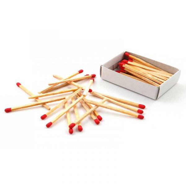 Wooden Household Matches (10)