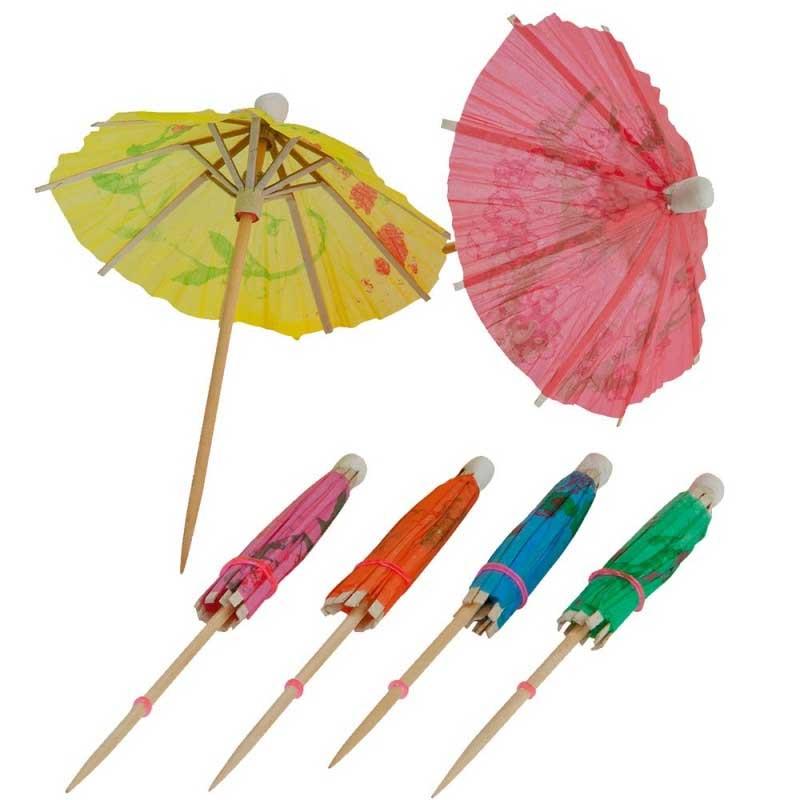 Colour Cocktail Parasol (144)