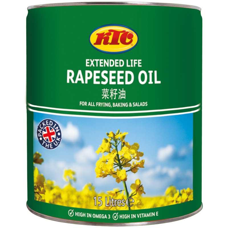 Rapeseed Oil (15L)