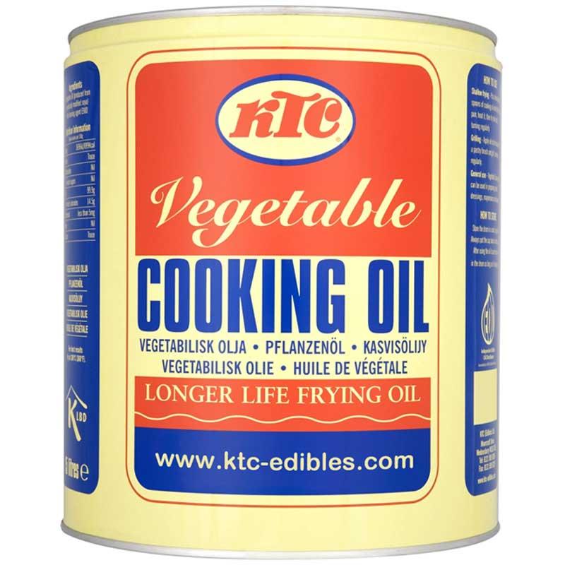 Vegetable Oil – metal drum (15L)
