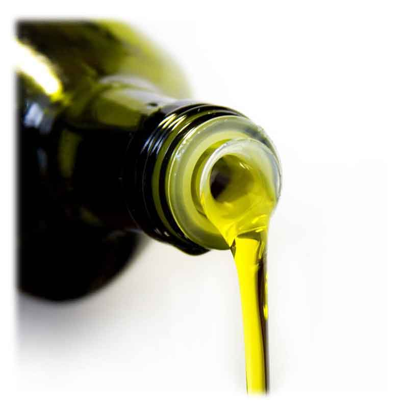 Italian Pure Olive Oil  – glass bottle (1L)