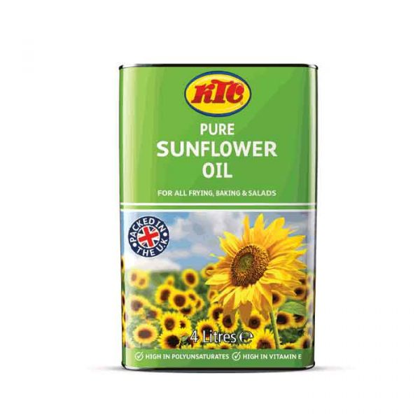 Sunflower Oil – can (4L)