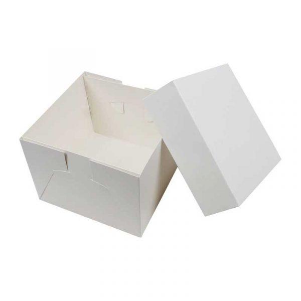 10″x10″ x4″H Cake Box (100)