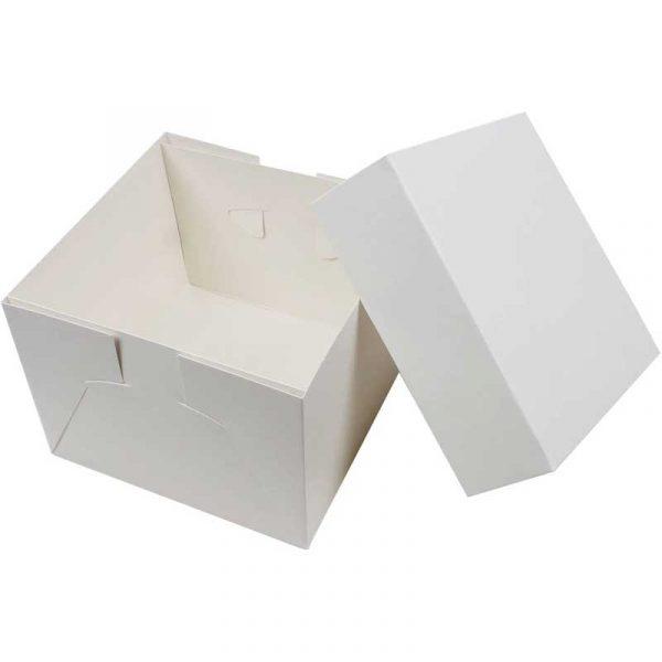12″x12″ x4″H Cake Box (100)