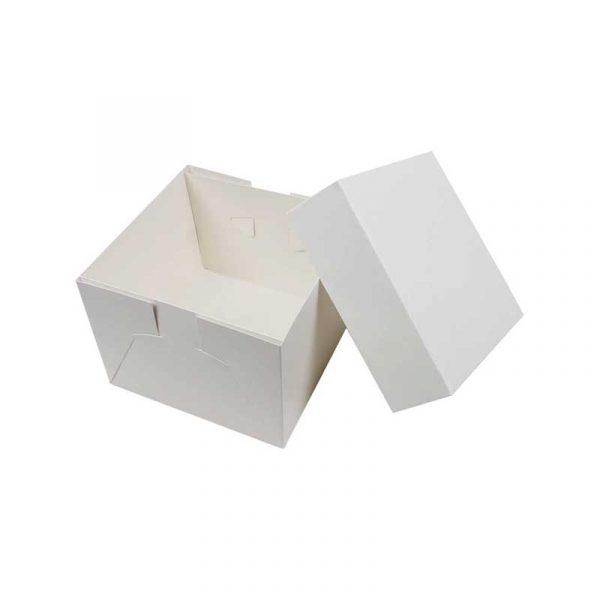 8″x8″ x4″H Cake Box (250)