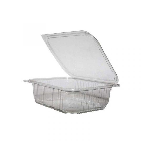Clear Box Hinged Lid 1000ml (200)