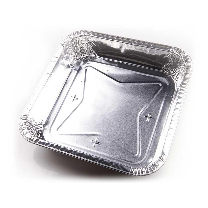 9″ Square Aluminium Box (200)