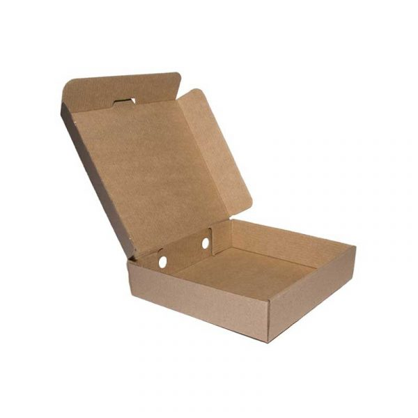 11″ Plain Brown Pizza Box (100)