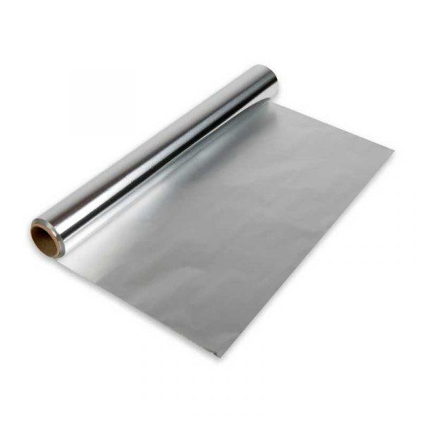 Large Aluminium Foil Wrap 50cm W x 75m L (1)