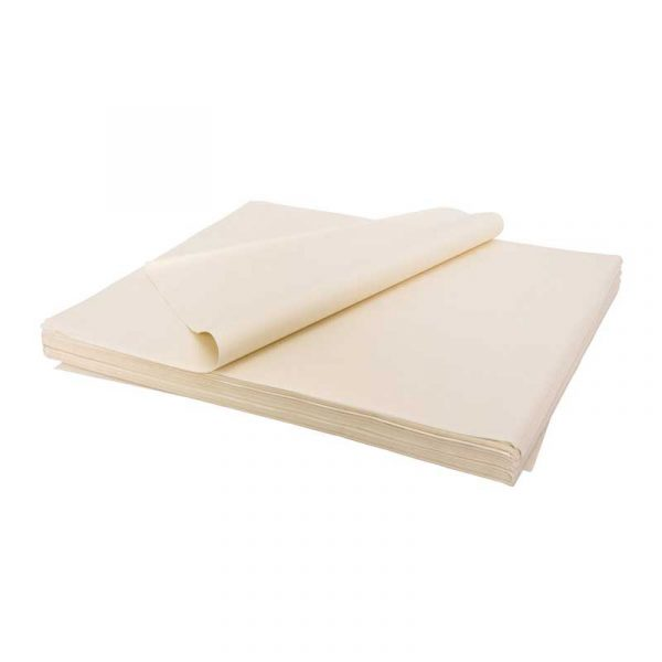 Cut Greaseproof Paper Wrap 25x38cm (1920)