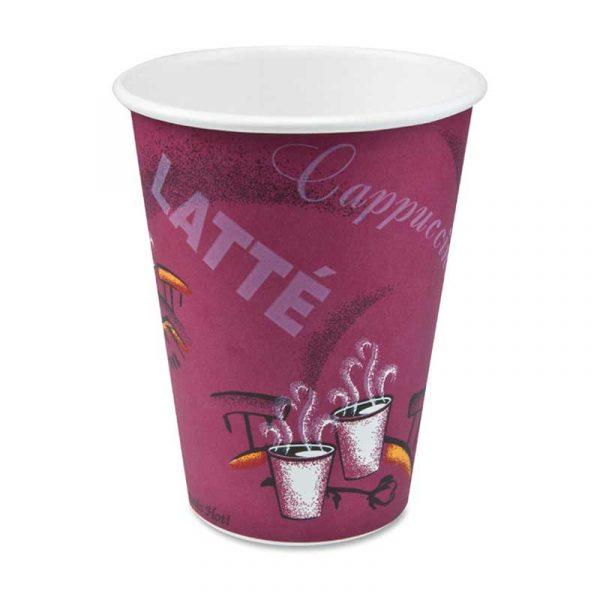 12oz Bistro Paper Cup (1000)