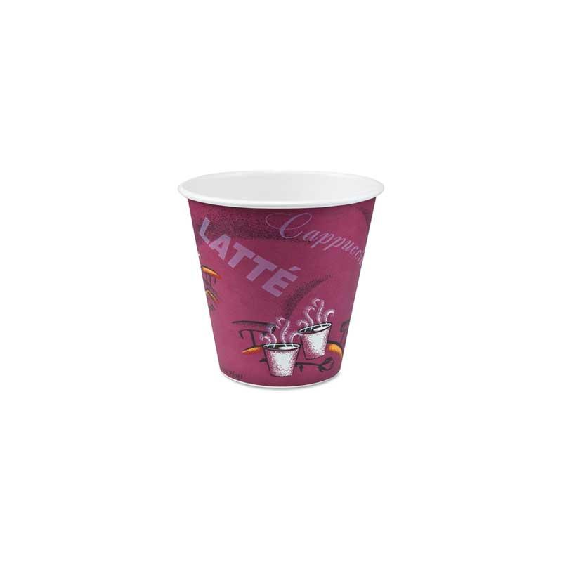 4oz Bistro Paper Espresso Cup (50)
