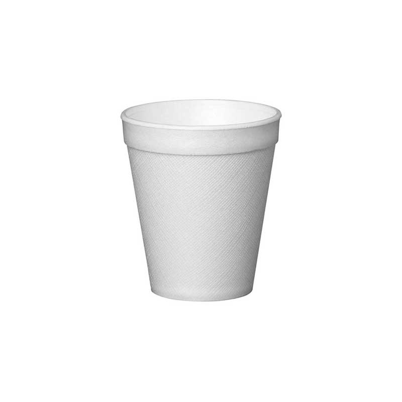 7oz White Solo Polystyrene Cup (1000)