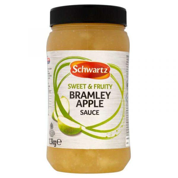 Schwartz Bramley Apple Sauce (1.3Kg)