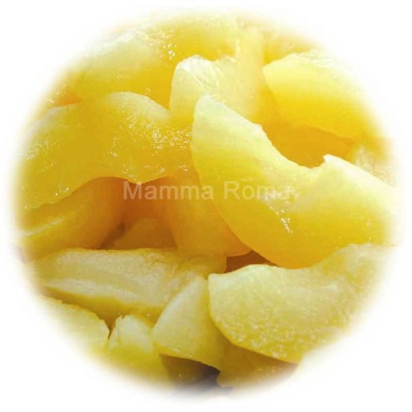 Solid Pack Apples – canned (3Kg)