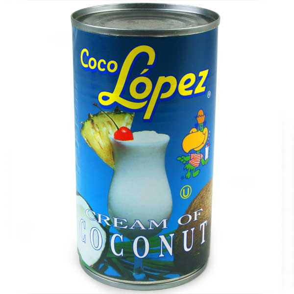 Coconut Cream for Cocktail (400g)