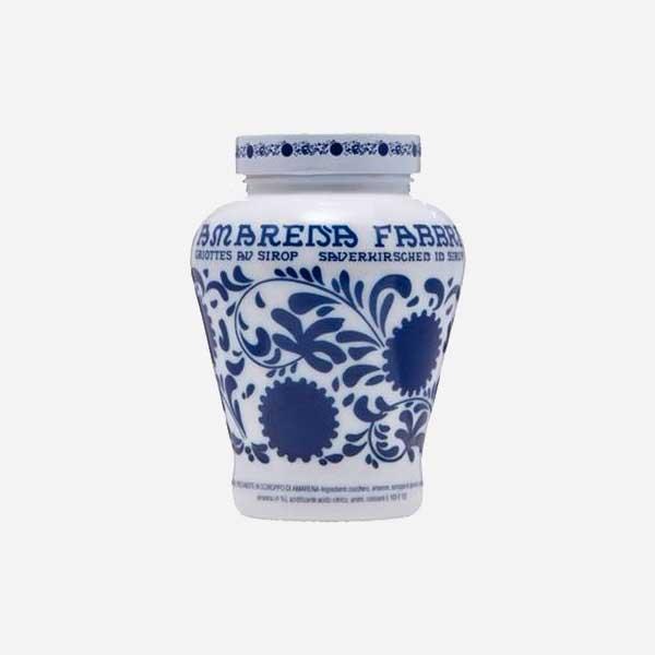 Vase for Fabbri Amarena Cherries