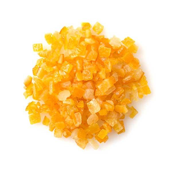 Cut Mixed Peel 80% Orange 20% Lemon (1Kg)