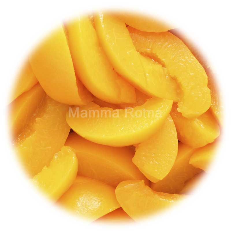 Peach Slices – canned (411g)
