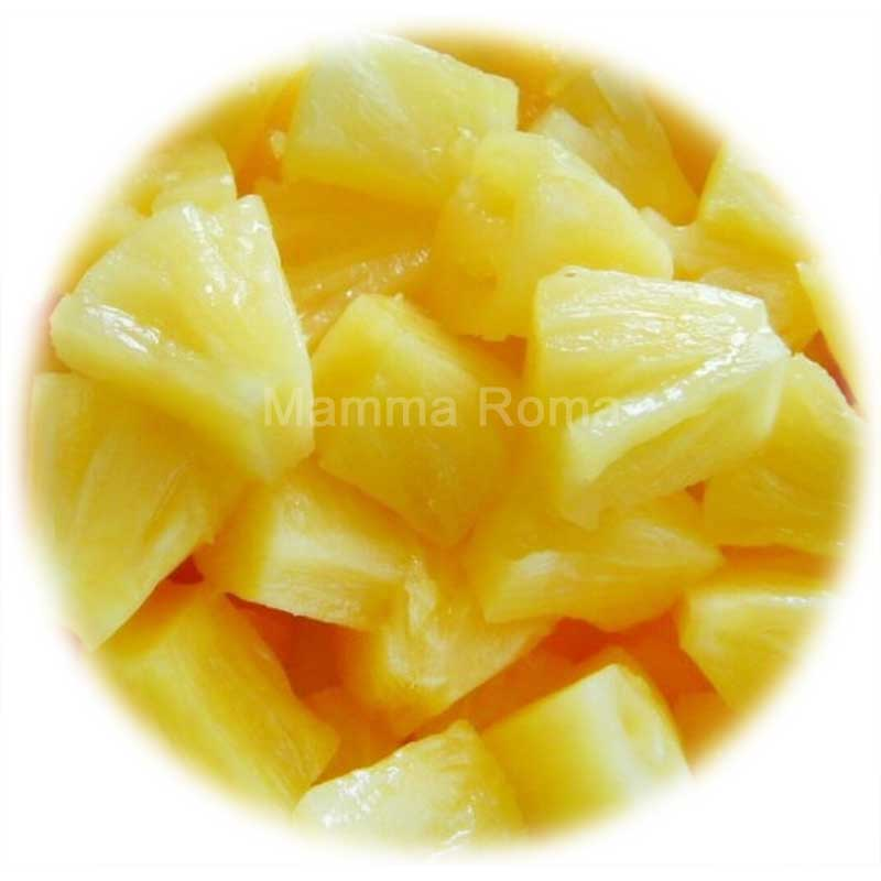 Pineapple Pieces – pizza cut – canned (560g)