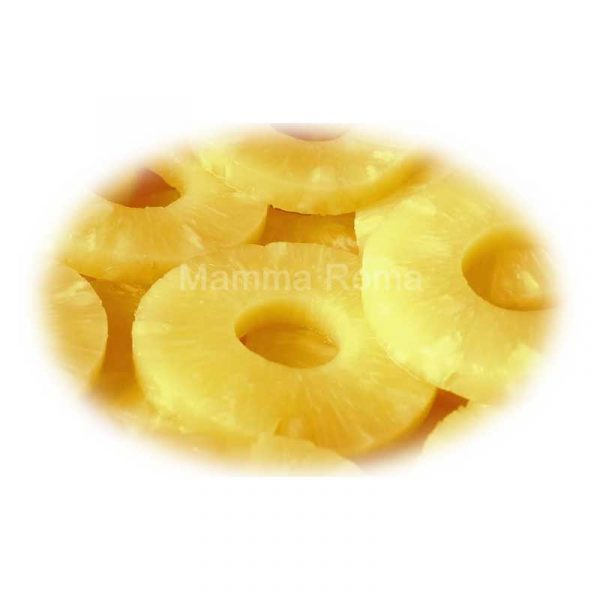 Pineapple Rings – canned (A10)
