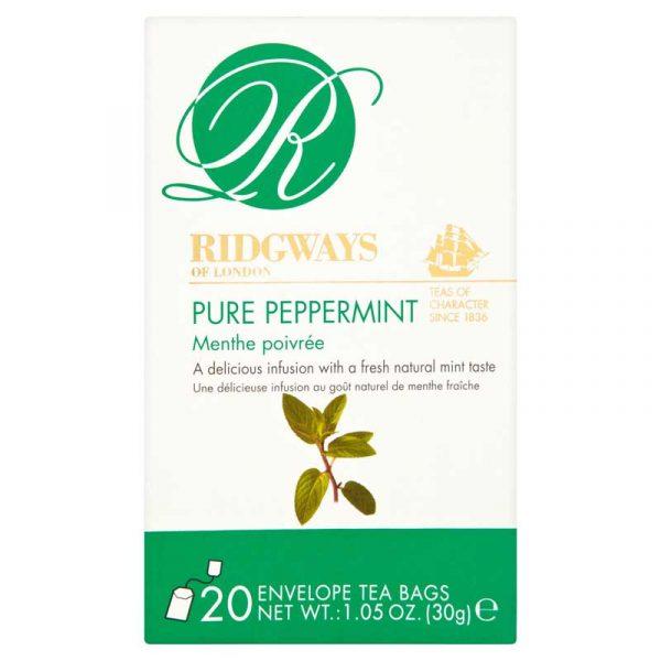 Ridgeways Mint Tea Bags (20)