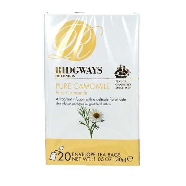 Ridgeways Camomile Tea Bags (20)