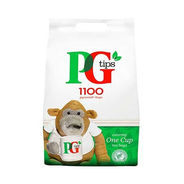 PG Tips Pyramid Tea Bags (1100)