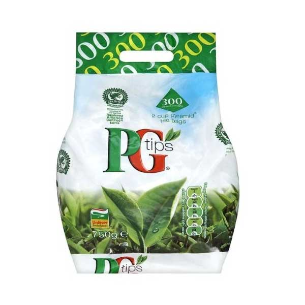 PG Tips Pyramid Tea Bags (300)