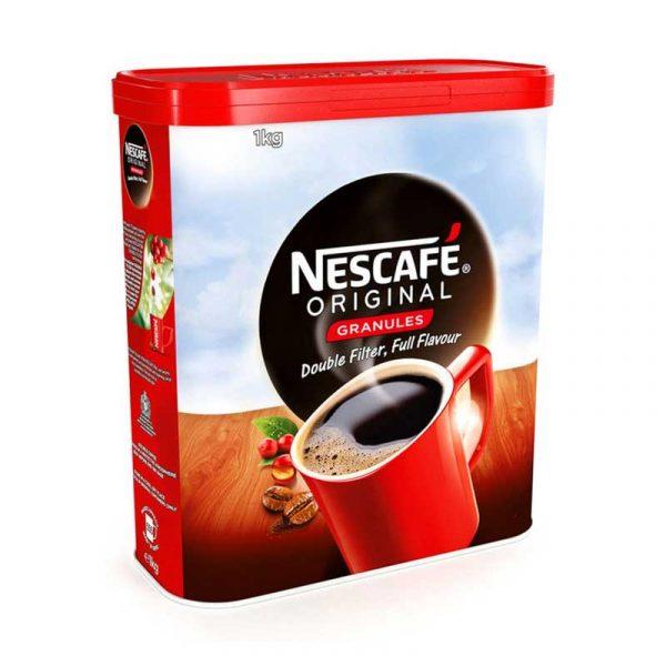 Nescafe Coffee Granules (1Kg)