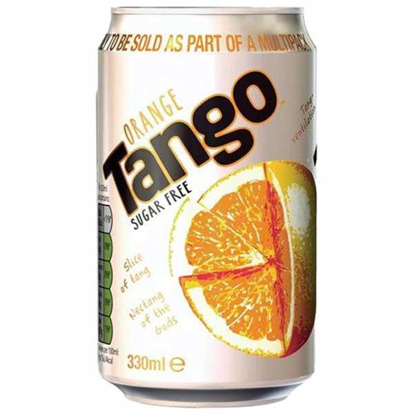 Diet Tango Orange (24x33cl)