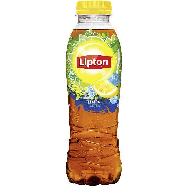 Lipton Lemon Tea (12x50cl)