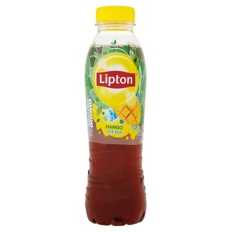 Lipton Mango Tea (12x50cl)