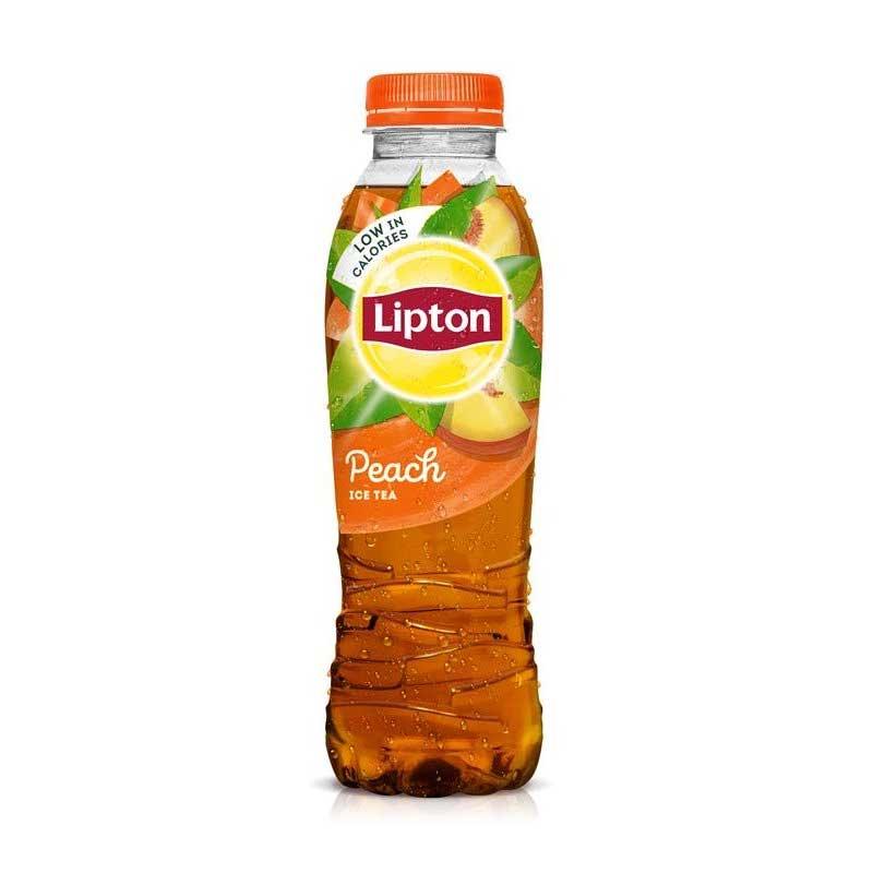 Lipton Peach Tea (12x50cl)